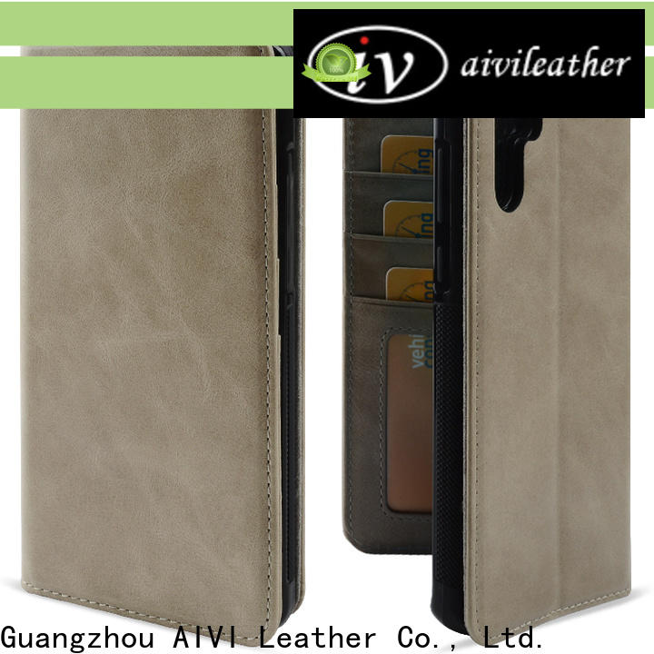 fashion HUAWEI P30 Leather Case supply for Huwei