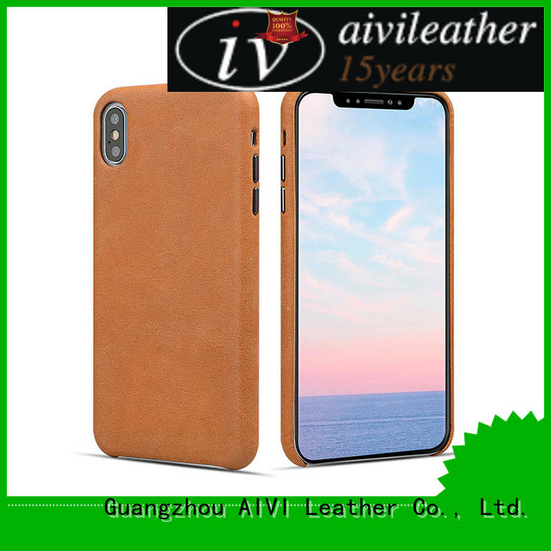 AIVI holder case iphone leather for iPhone X/XS for phone XS Max
