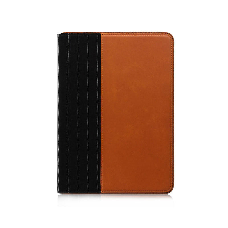 Ultrathin genuine leather material For Ipad Leather Case-1