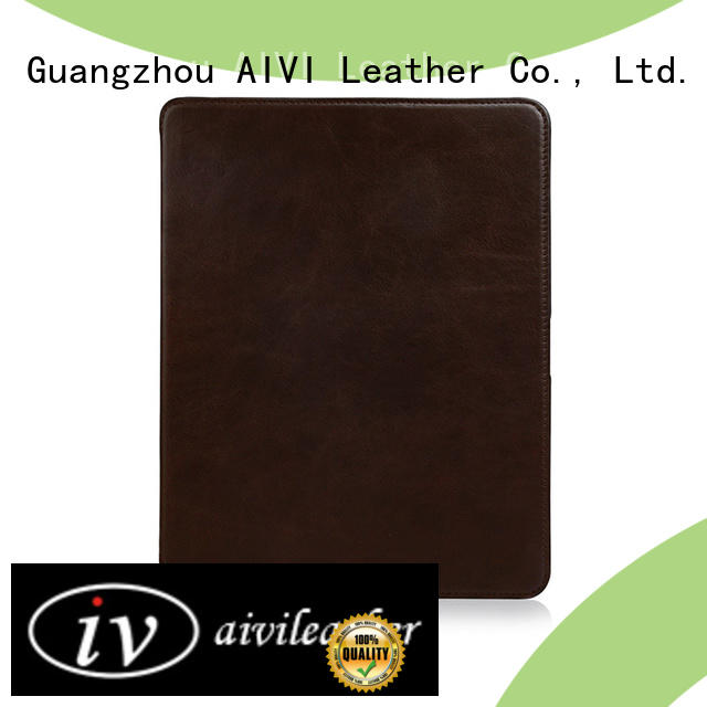 new arrive luxury leather ipad case brownonline for computer