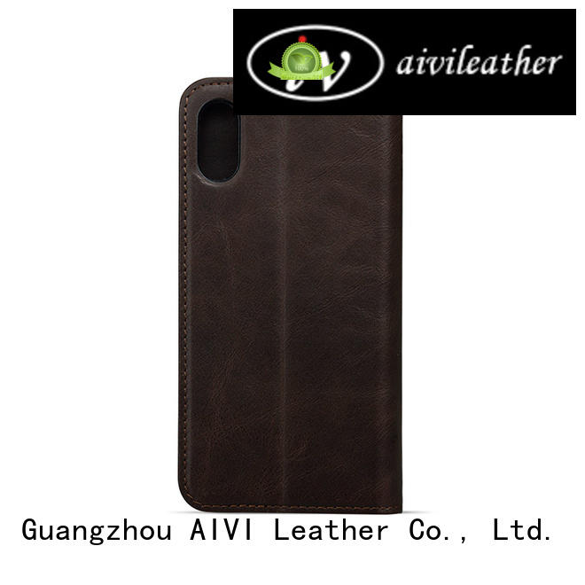 reliable personalized leather iphone case protector for iphone XR