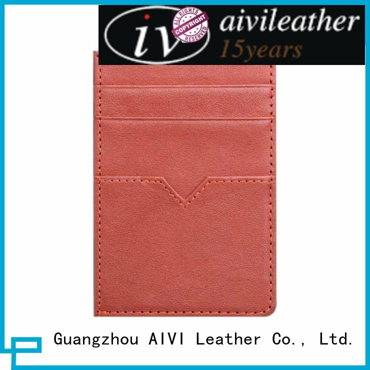 convenient leather card holder wallet coin factory for iphone 7/7 plus