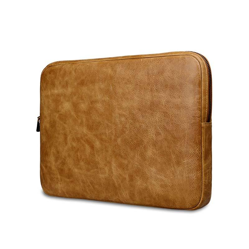 fashion leather notebook case for sale for computer-1