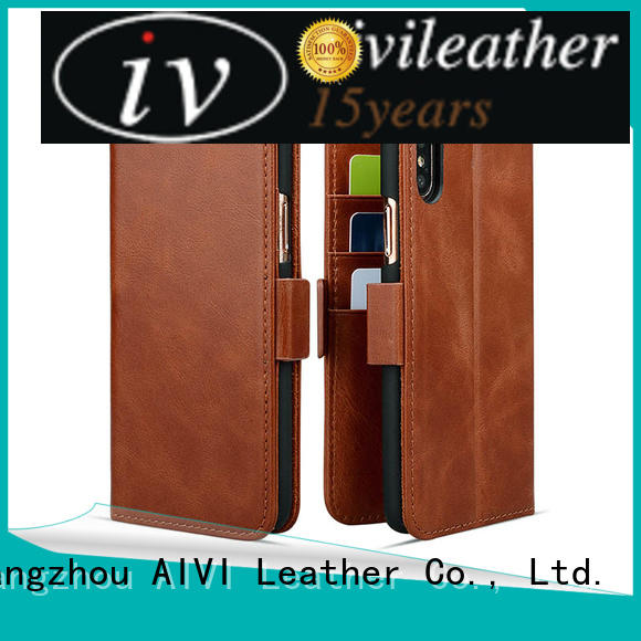 AIVI apple iphone leather case for iPhone XS Max for iphone 8 / 8plus