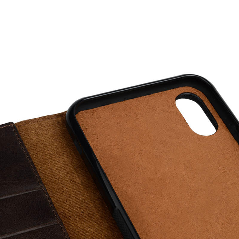 fashion apple leather cover online for iphone XR AIVI-1