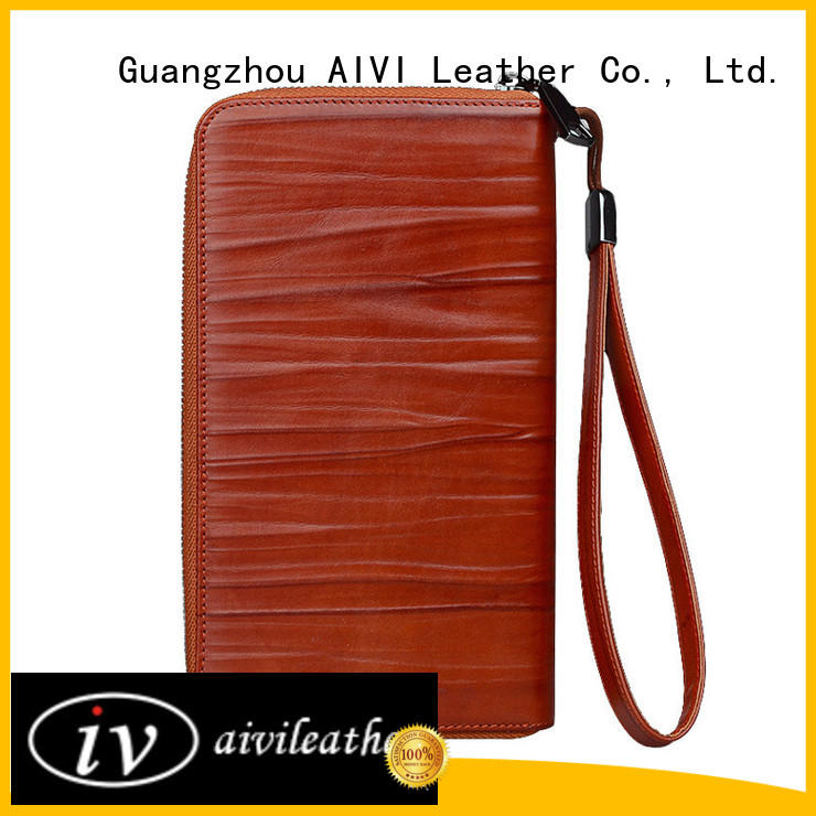 AIVI easy carry leather card case wallet online for iphone 8 / 8plus