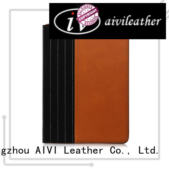 material apple ipad leather case online for IPad AIVI