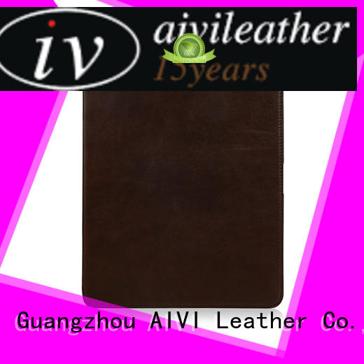 AIVI high quality best leather ipad case online for laptop