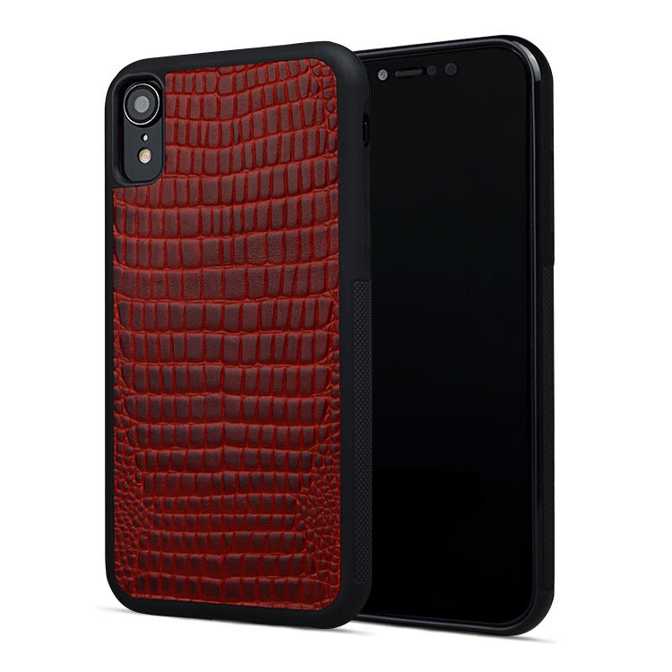 classic best leather phone cases online for iphone XS-3