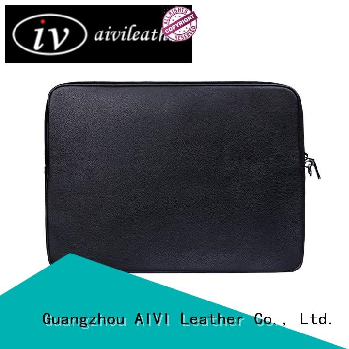 book leather computer carrying case laptop for laptop AIVI
