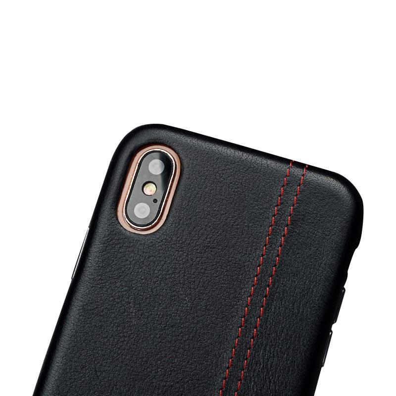 best iphone x leather case accessories for phone XS Max-2