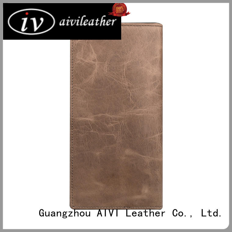 AIVI leather mens leather credit card wallet for sale phone XS Max