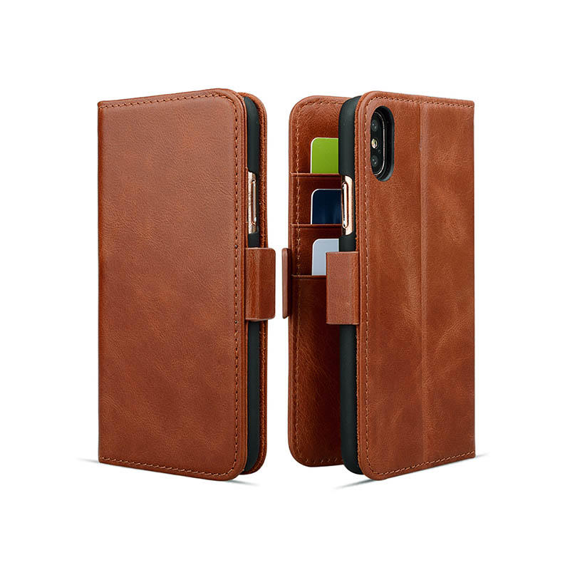 AIVI customized custom leather phone case for iphone XS Max-2
