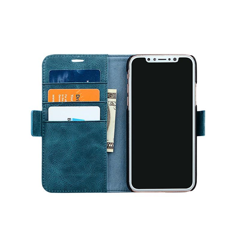 AIVI protective best iphone leather wallet case top for iphone XS Max-3
