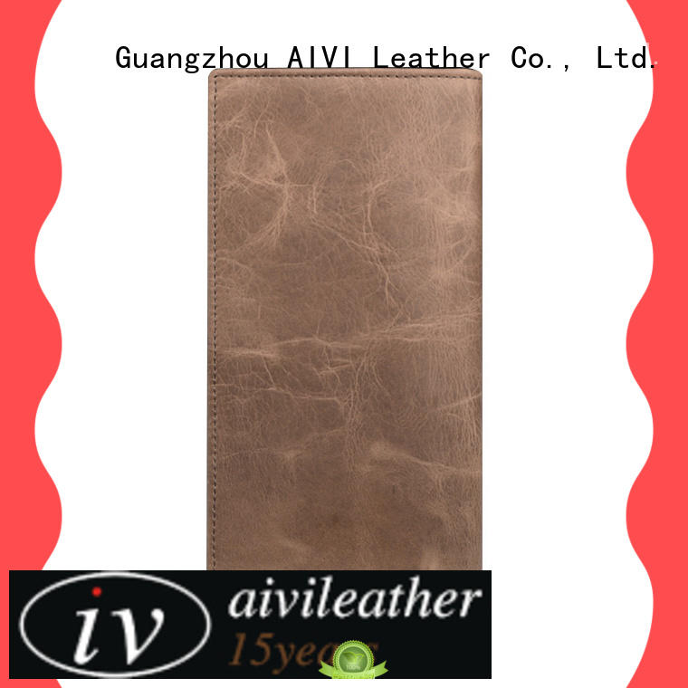AIVI leather card holder wallet supply for iphone 7/7 plus