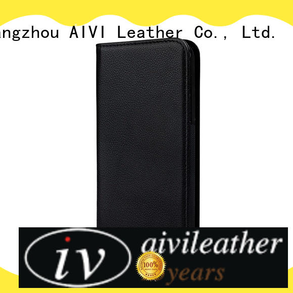 AIVI best iphone xr leather case protector for iphone 7/7 plus