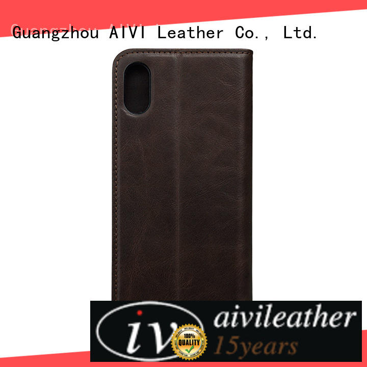 AIVI beautiful iphone xr leather case for ipone 6/6plus