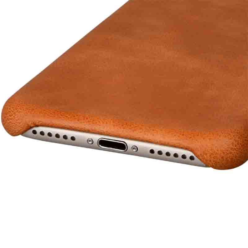 AIVI personalized iphone 8 plus leather case high quilty for iphone X-1