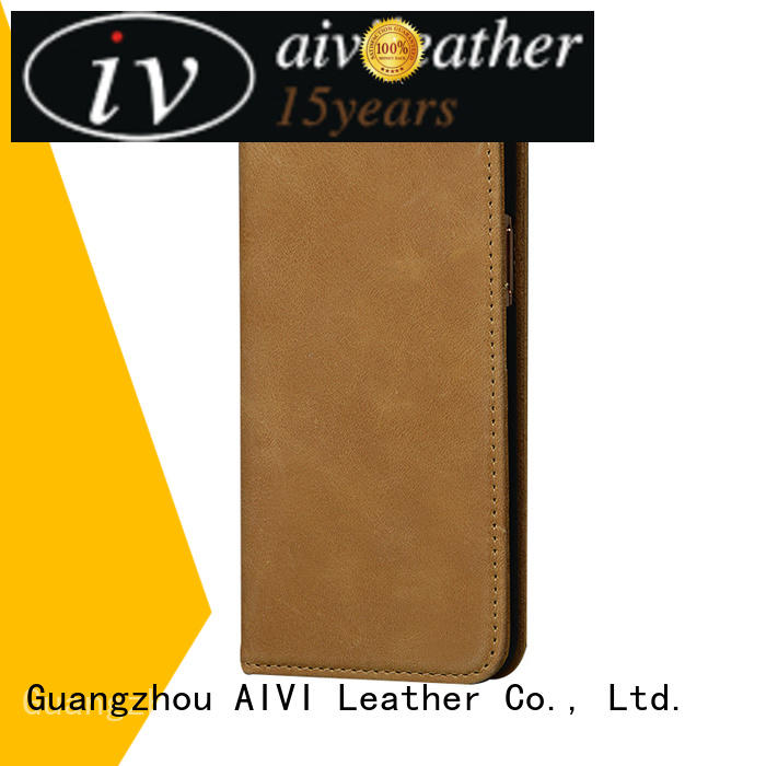personalized custom made leather iphone cases supply for phone XS Max