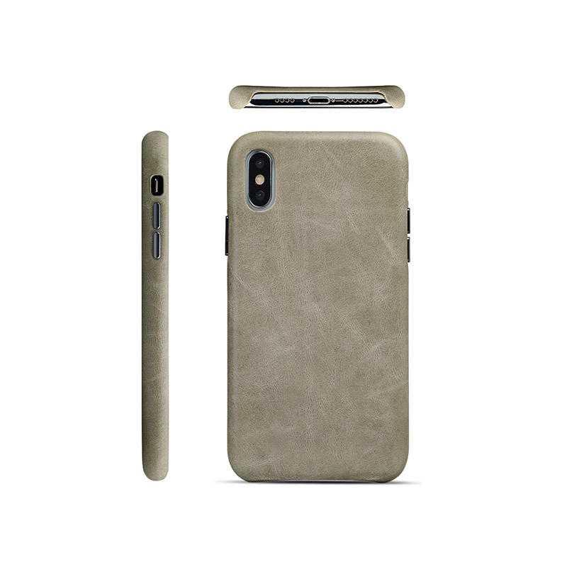 durable quality leather iphone case pouch for iphone XR AIVI-1