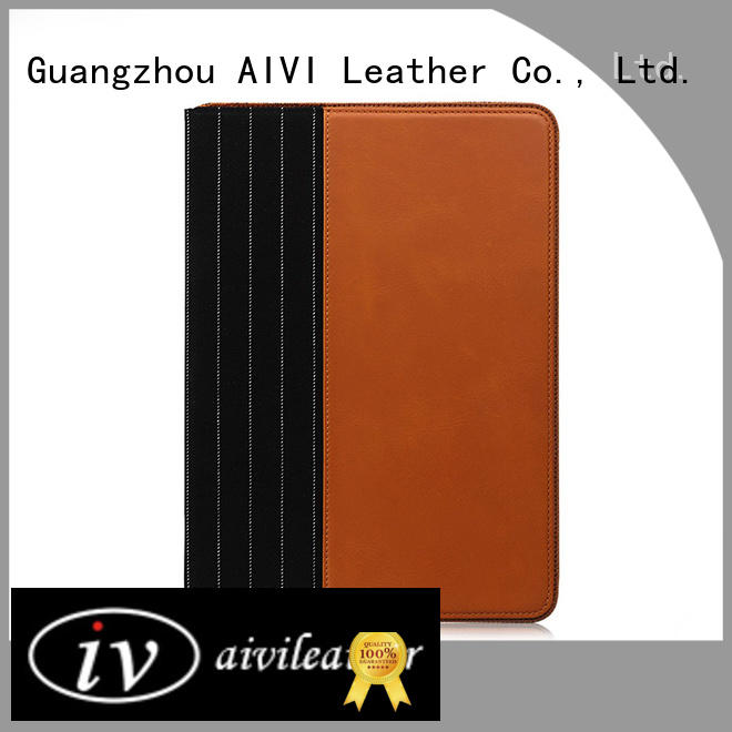 AIVI shockproof best leather ipad case supply for MAC BOOK