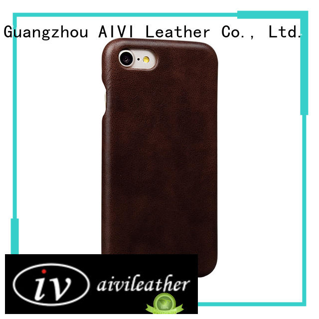 AIVI iphone iphone 8 leather case for ipone 6/6plus
