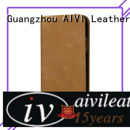 real leather embossed iphone case accessories iphone XS AIVI