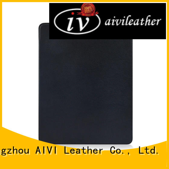 beautiful luxury leather ipad case brown factory for laptop