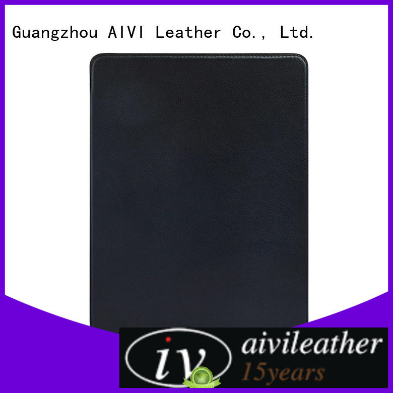 AIVI case leather ipad cover case factory MAC BOOK