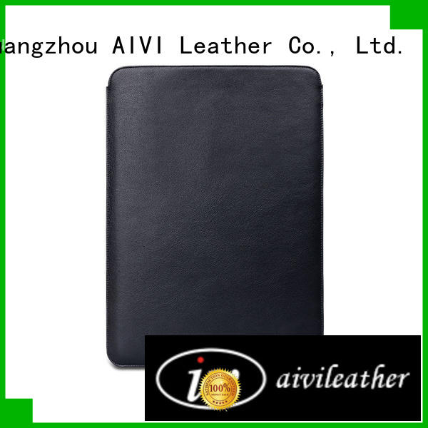 AIVI macbook leather case for sale for travel