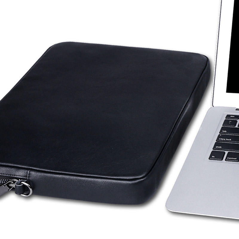 leather leather notebook case easy to carry for laptop AIVI-3