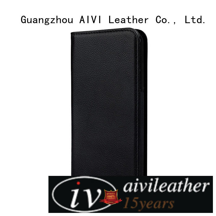 embossed leather phone case xr iphone X AIVI