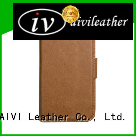 quality iphone 6 wallet case leather protective iphone X AIVI