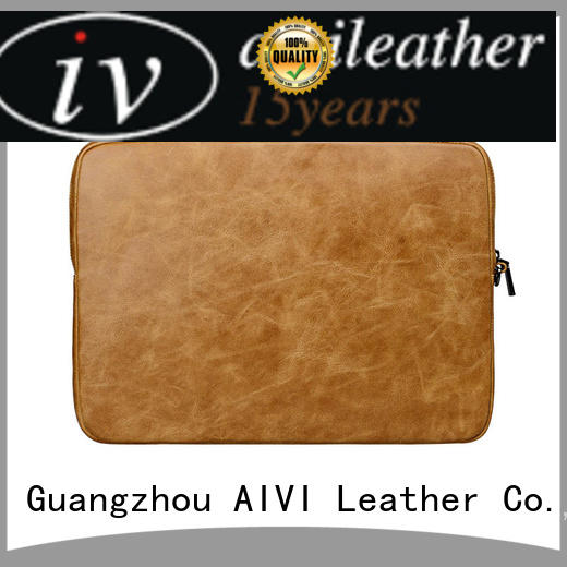 customized leather computer case online for computer