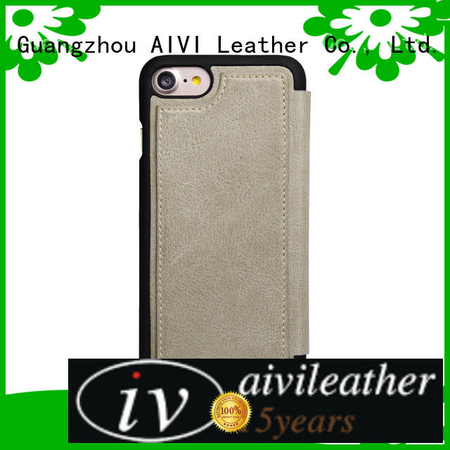 AIVI reliable leather phone cases iphone 7 online for ipone 6/6plus