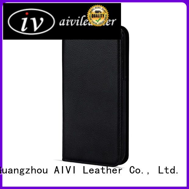 AIVI max best leather phone cases online for iphone XS Max