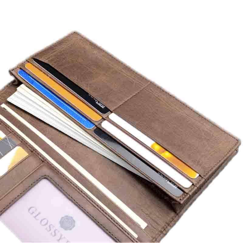 AIVI quality leather card wallet supply for iphone 7/7 plus-1