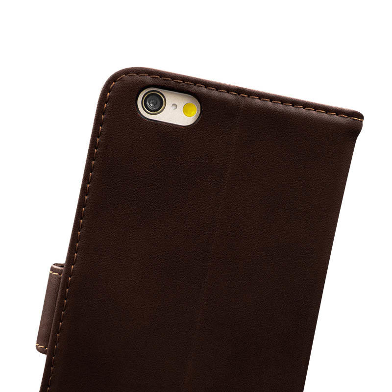 Leather Phone Case For Iphone 7 Flip Leather Wallet Mobile Phone Accessories Case-2
