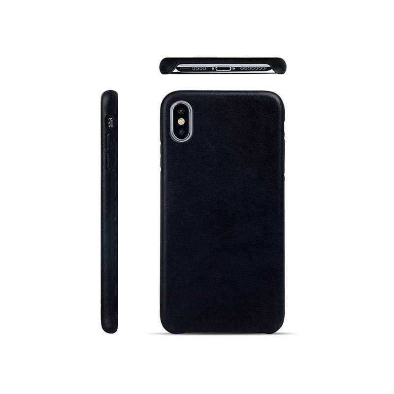 waterproof personalised leather phone case protector for iphone XS-1