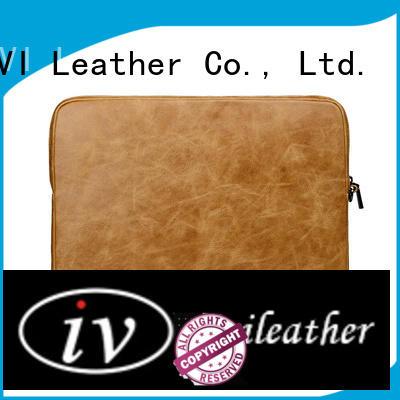 AIVI slim mens leather laptop case for sale laptop