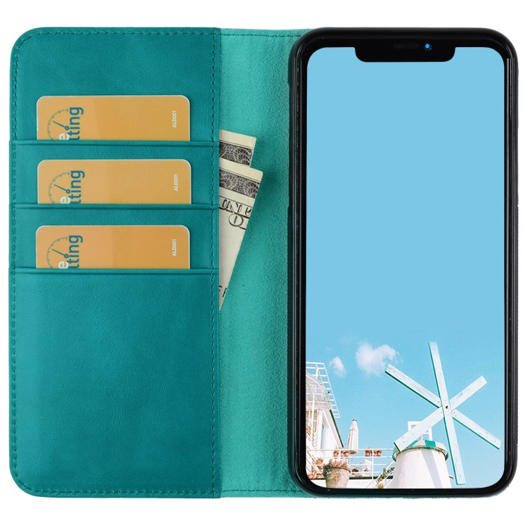 AIVI unisex leather card holder wallet mens factory for iphone 7/7 plus-4