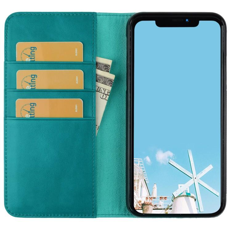 AIVI long leather card holder wallet mens factory for ipone 6/6plus