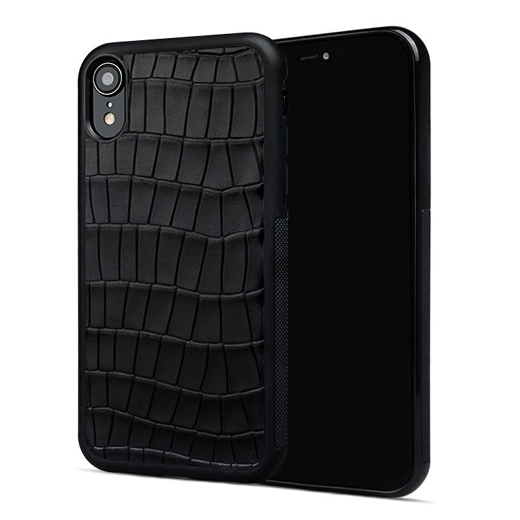 end mens leather phone case for iPhone XR for ipone 6/6plus AIVI-2