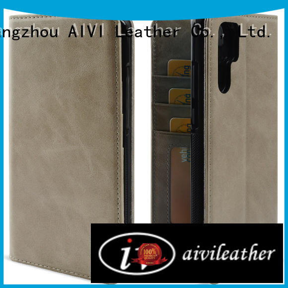 AIVI flip cover iphone supplier for iPhone