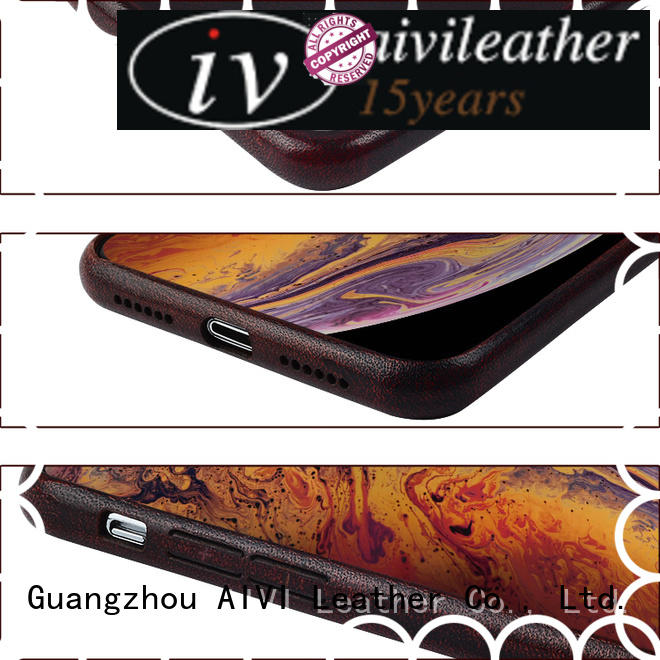 AIVI real phone cover factory price for mobile phone