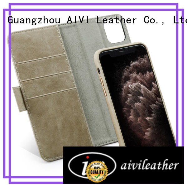 modern iphone cover leather promotion for iPhone