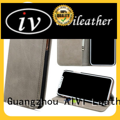 AIVI leather mobile phone covers for iPhone XR for ipone 6/6plus