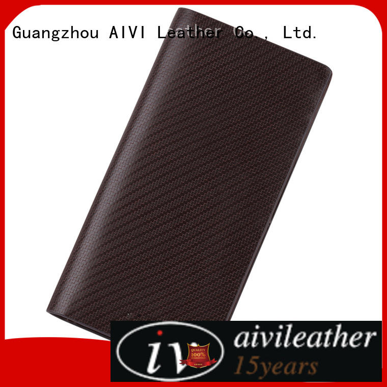 AIVI leather credit card wallet online for iphone 7/7 plus
