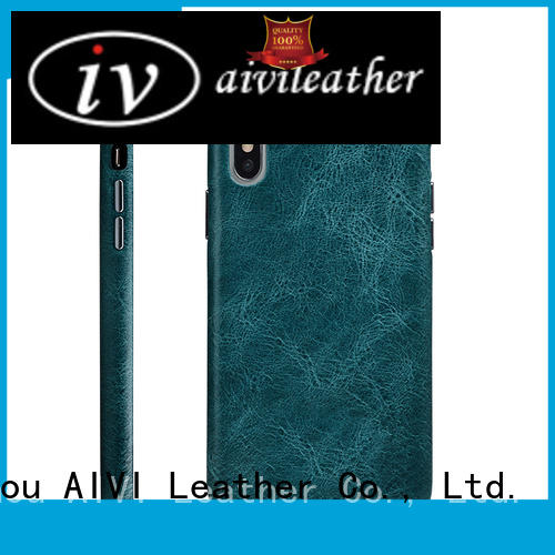 AIVI waterproof iphone leather cover for iPhone XS Max for iphone XS Max