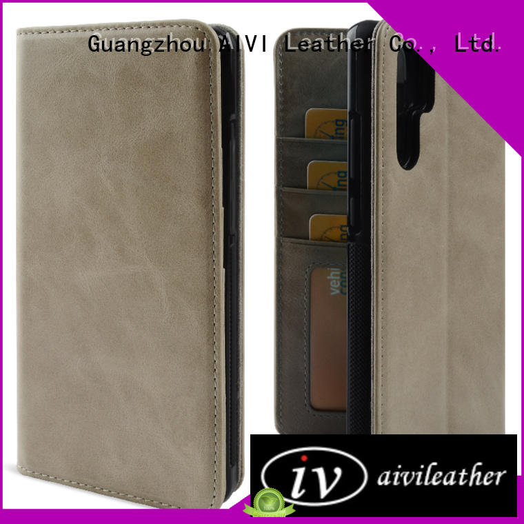 AIVI HUAWEI P30 Leather Case for sale for Huwei